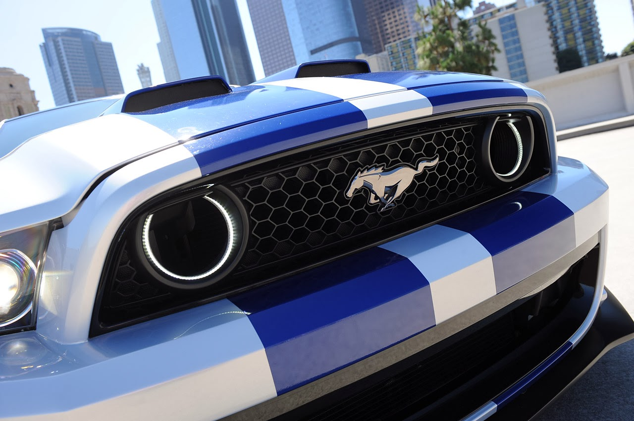 2014 Ford Mustang GT Need for Speed