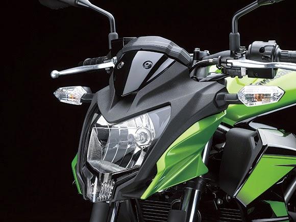 Kawasaki Z250SL Resmi Launching