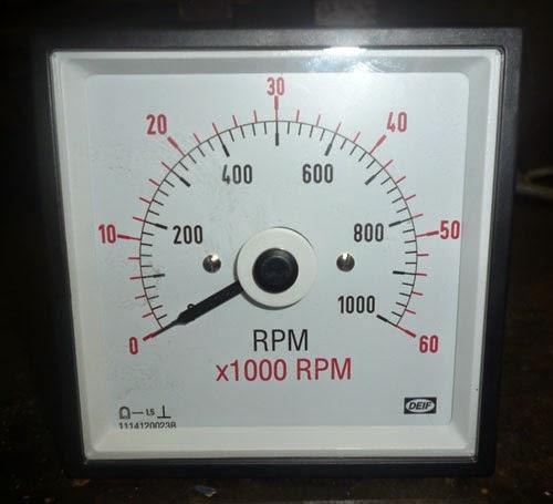 Приборы для измерения частоты вращения