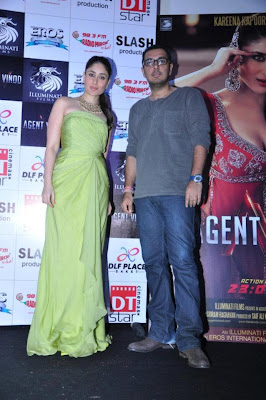 kareena kapoor busy promoting agent vinod hot images
