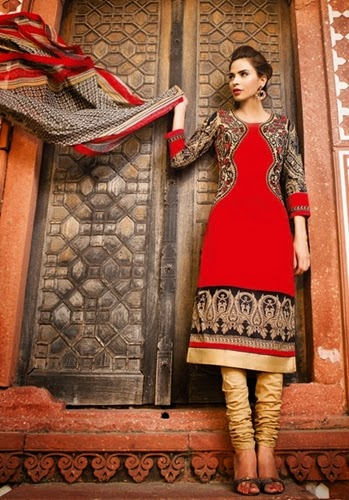 Pakistani Boutique Dresses 2014-15