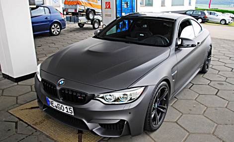 Bmw M2 Spotted In Mineral Grey And Sapphire Black Auto