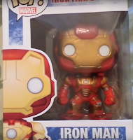 Funko Pop! Iron Man Falso