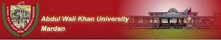 Abdul Wali Khan University, Mardan B.A  B.Sc 1st Annual Result 2014