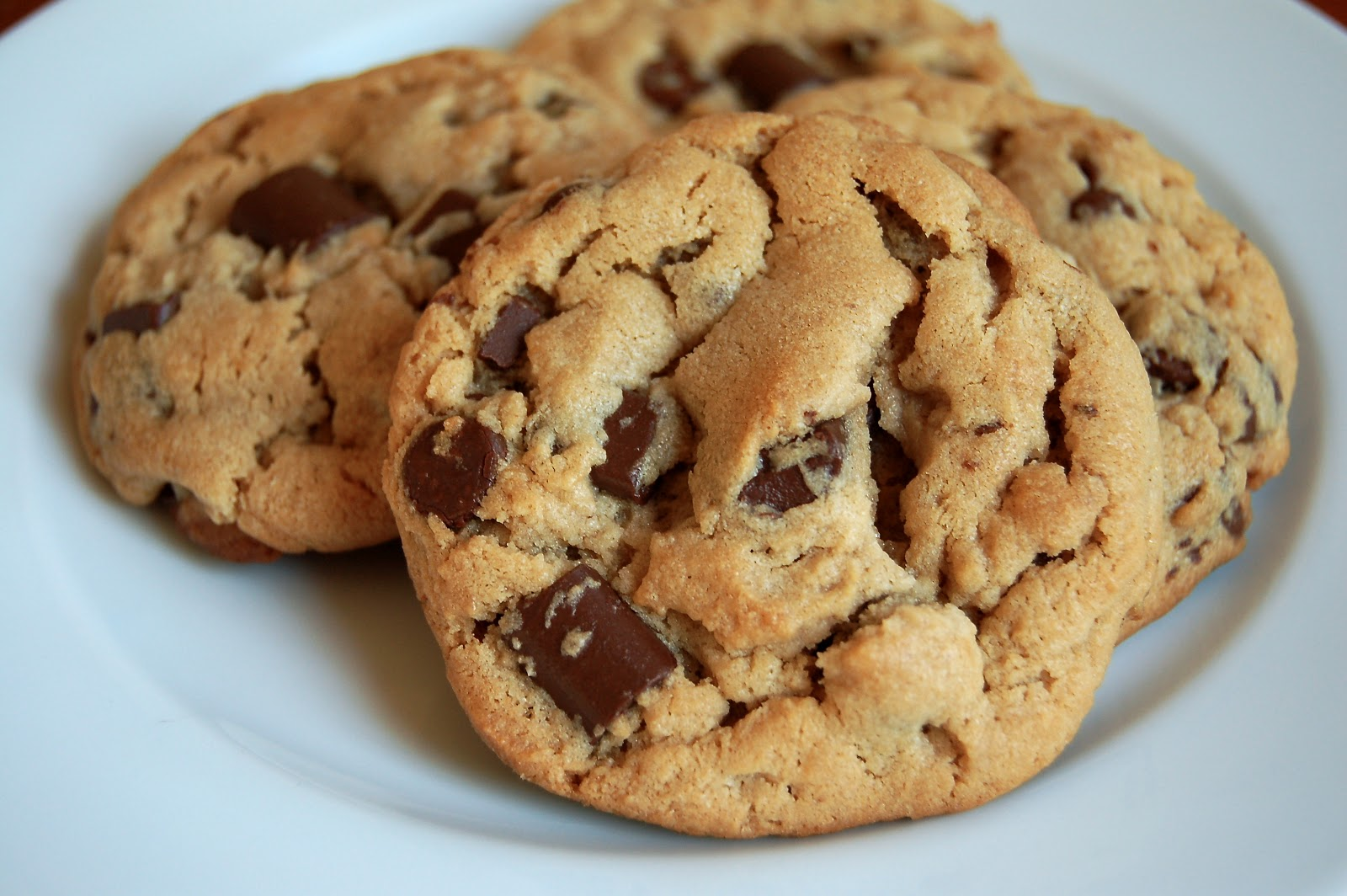 Mag-Pie's & more: Peanut Butter Chocolate Chunk Cookies