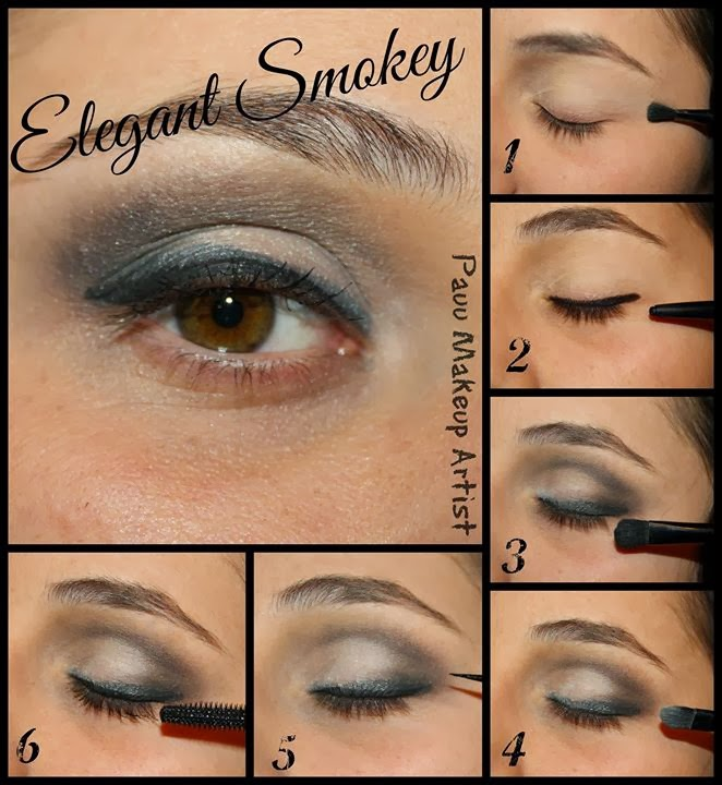 ELEGANT SMOKEY BY PAUU MAKEUP ARTIST