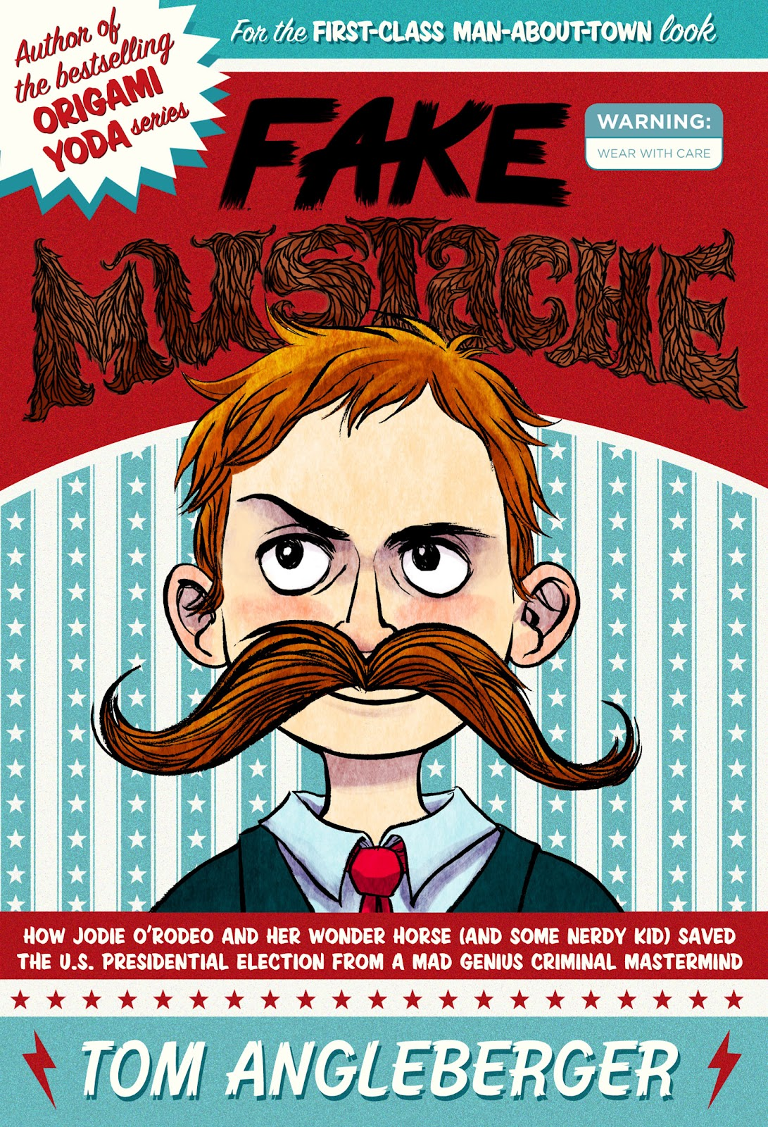 Image result for fake mustache book cover