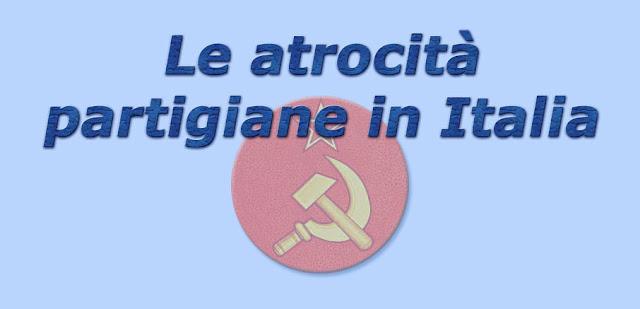 Crimini dei partigiani comunisti