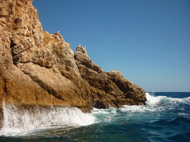 escursione a cala giverola da tossa del mar