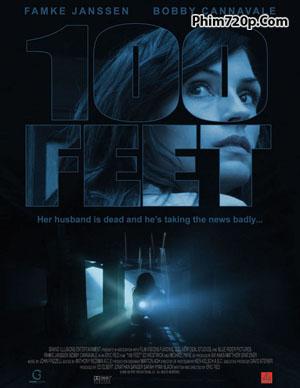 100 Feet 2008 poster