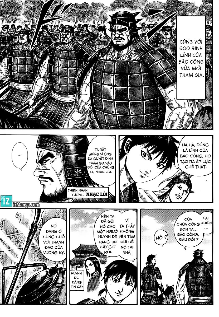 Kingdom - Vương Giả Thiên Hạ trang 8