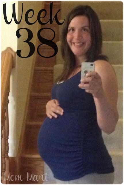 Pregnancy Week 38