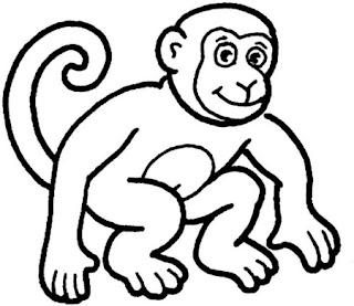 Dibujos de Monos