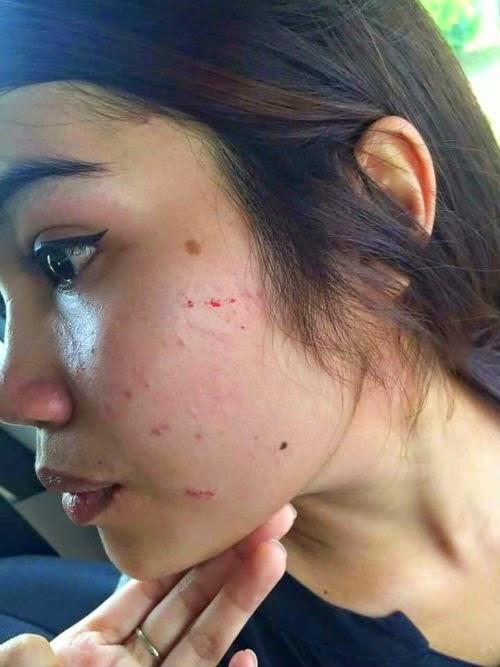 Punca Sebenar Gadis Bergaduh Dengan Pemandu Teksi Di Stesen Minyak Shah Alam