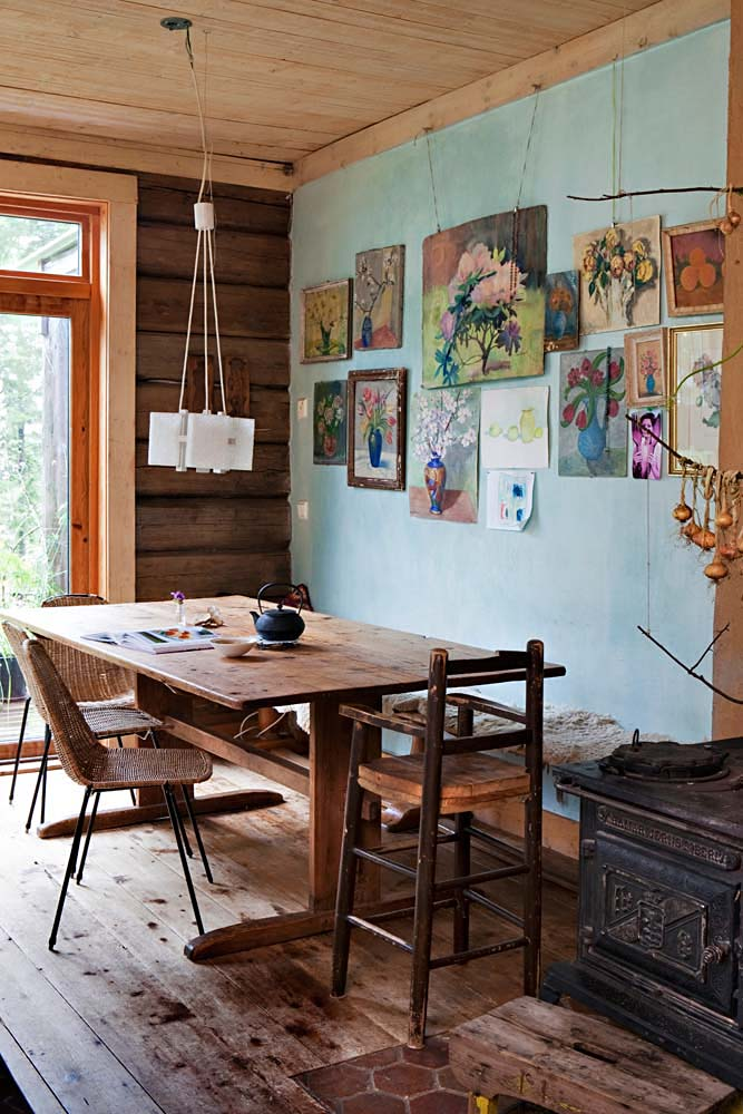 Rustik chateaux casa upcycling for Casas hippies