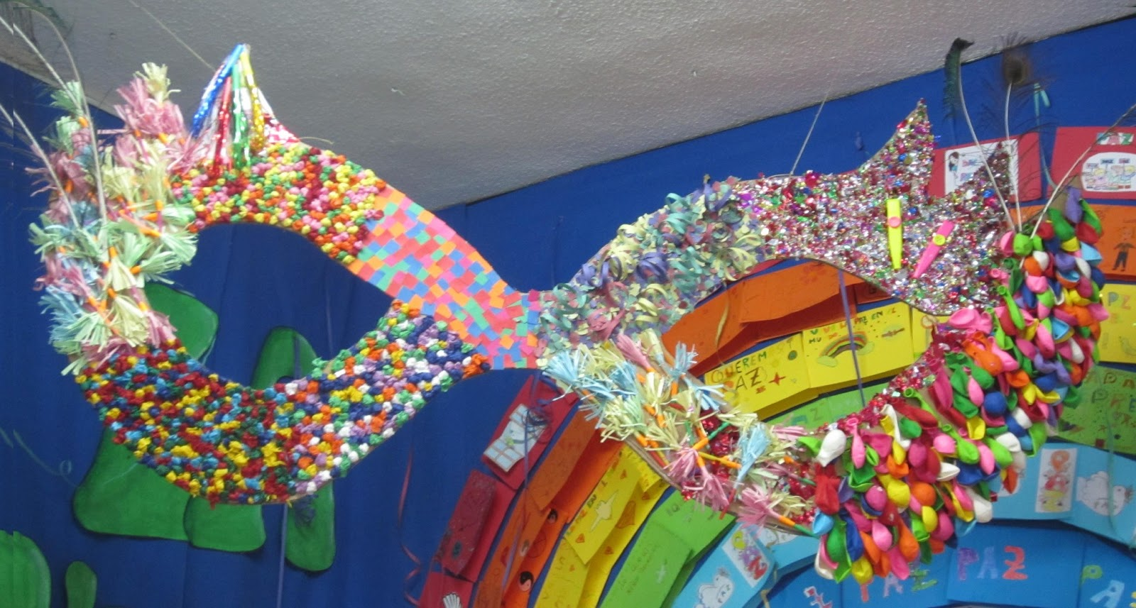 El blog de 5 aos 201213 Un antifaz de carnaval