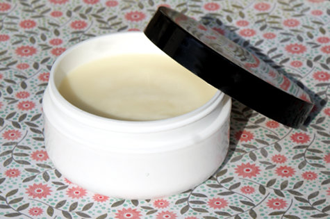 DIY Triple Butter Dry Skin Balm Recipe - Natural Organic Skin Care for Dry Winter Skin