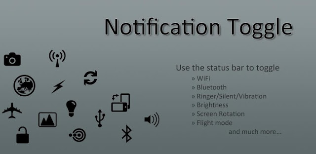 Notification Toggle Premium v2.5.4 Apk App