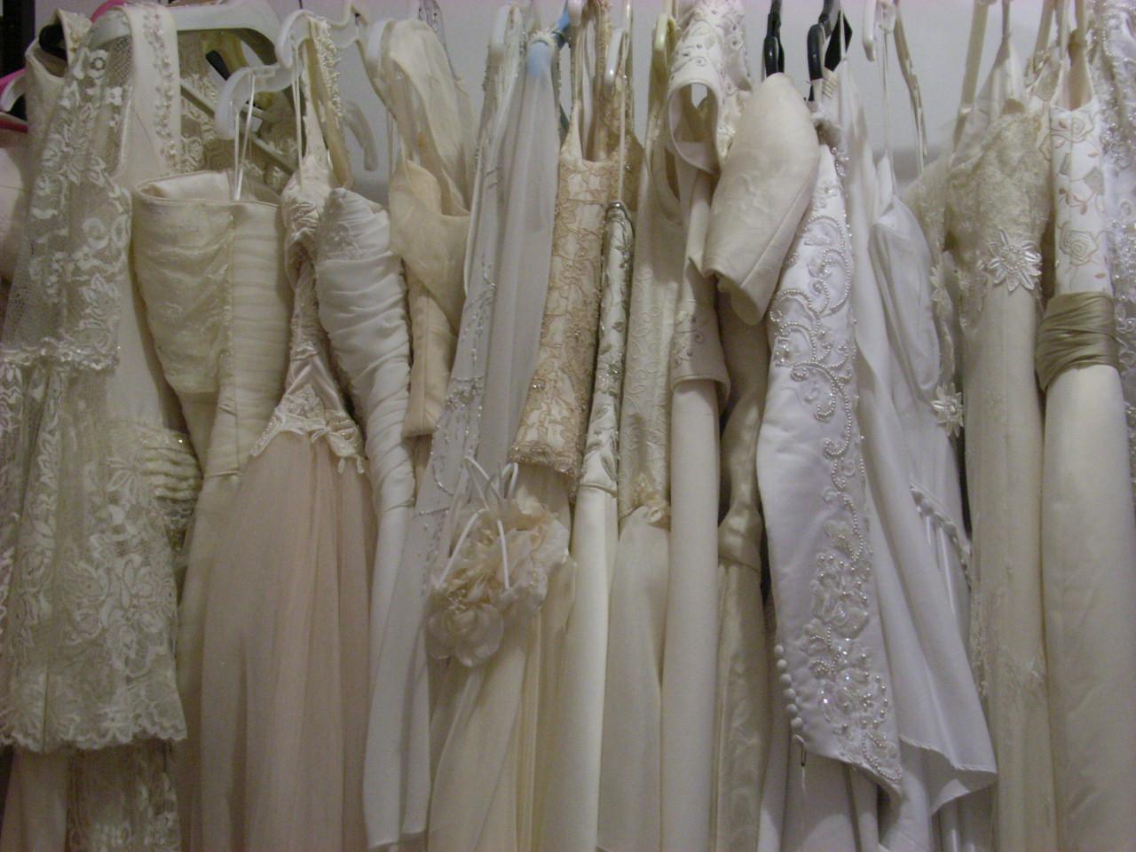 Showroom vestidos de novia