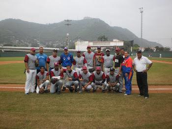 Selección Beisbol UNEFA  núcleo Pto cabello