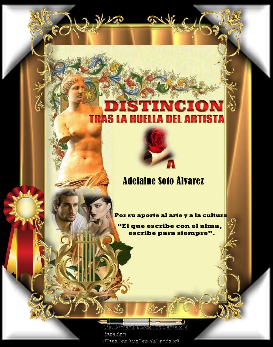 DISTINCION