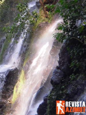 Cascada Velo de Novia, Valle de Bravo