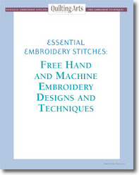 Essential Embroidery Stitches
