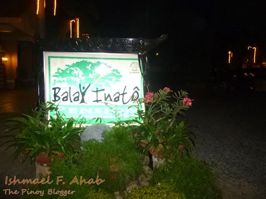 Balay Inato, Puerto Princesa, Palawan