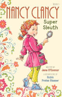 Book cover: Nancy Clancy: Super Sleuth