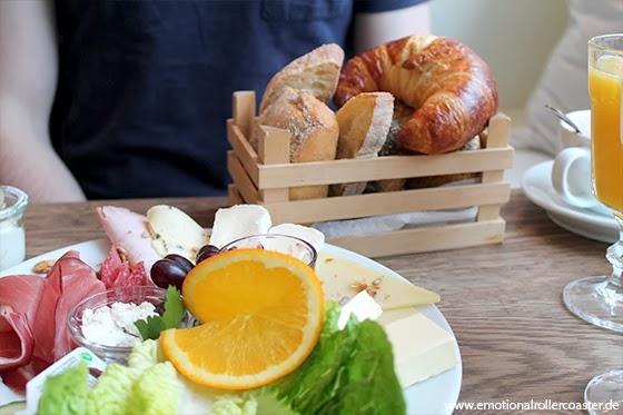 Glück und Selig - Hamburg Frühstück für Zwei