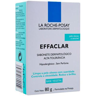 Effaclar Sabonete Alta Tolerância Barra da La Roche-Posay