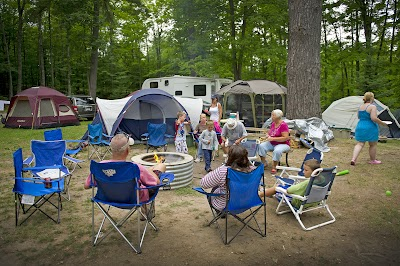 Residents are answering campgrounds' call – in record numbers