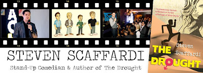 Steven Scaffardi, stand-up comedian, open mic comedy, lad lit, chick lit, chick lit for men, The Drought, The Drought by Steven Scaffardi, funny books, funny books for men, funny books for women, authors like Mike Gayle, authors like Danny Wallace, authors like Nick Spalding, authors like Nick Hornby, indie author, humour and comedy novel, comedy novel, comedy book, funny novel, books about dating, books about relationships, books about sex, funny ebooks, funny kindle, Amazon, funny books on Amazon.com, funny books on Amazon.co.uk, best books to read,
