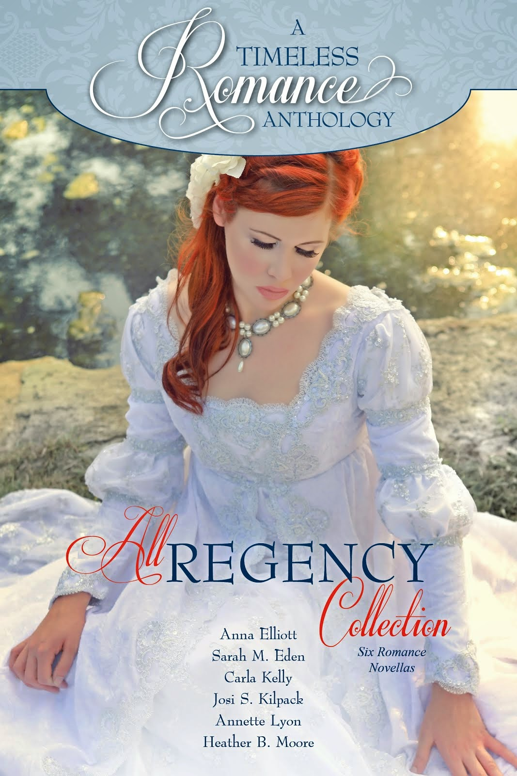 Released January 2015! All Regency Collection