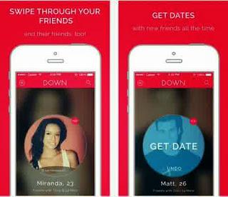 Cara Jitu Nembak Cewek dengan aplikasi Down Android