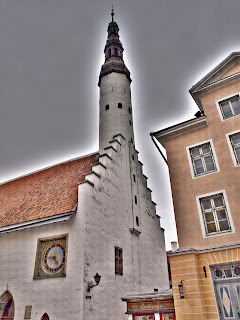 Церкви старого Таллинна: Церковь Святого Духа - Пюхавайму