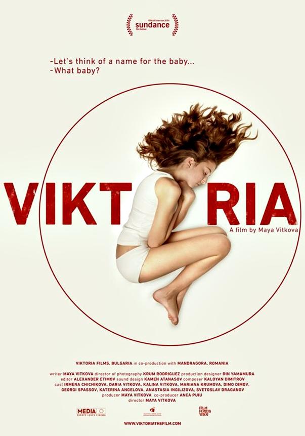 Póster de Viktoria, de Maya Vitkova