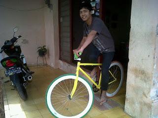 Daftar Harga Sepeda Fixie Murah Terbaru