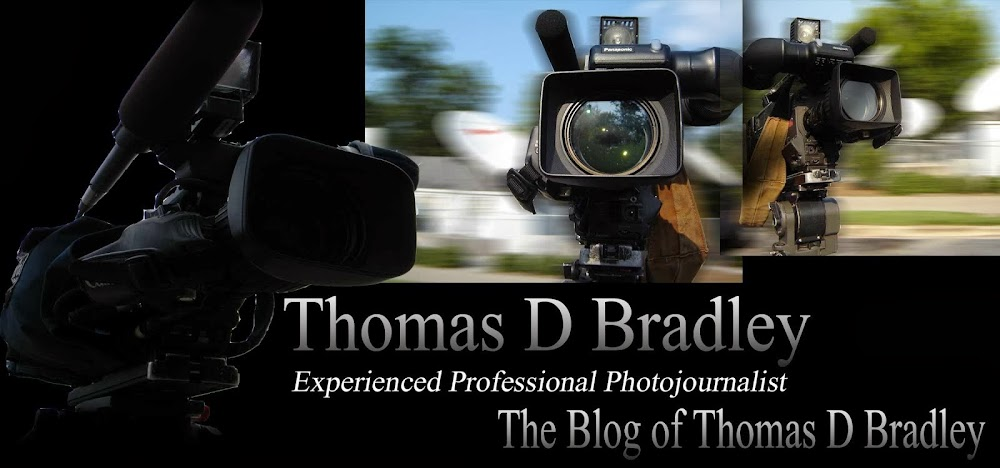 The Blog Of Thomas D Bradley