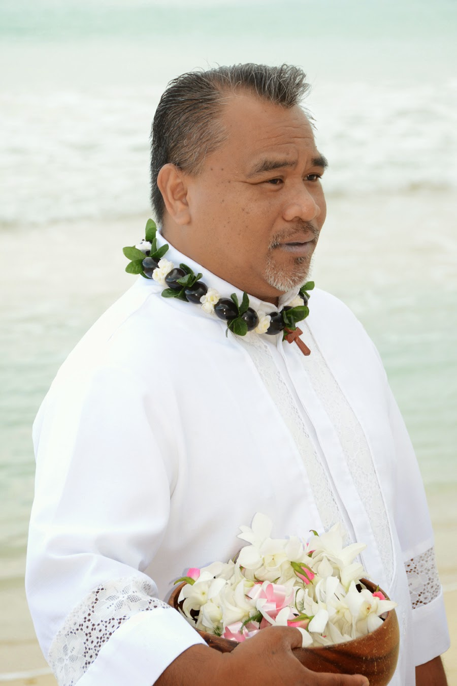 Hawaiian Wedding Ministers