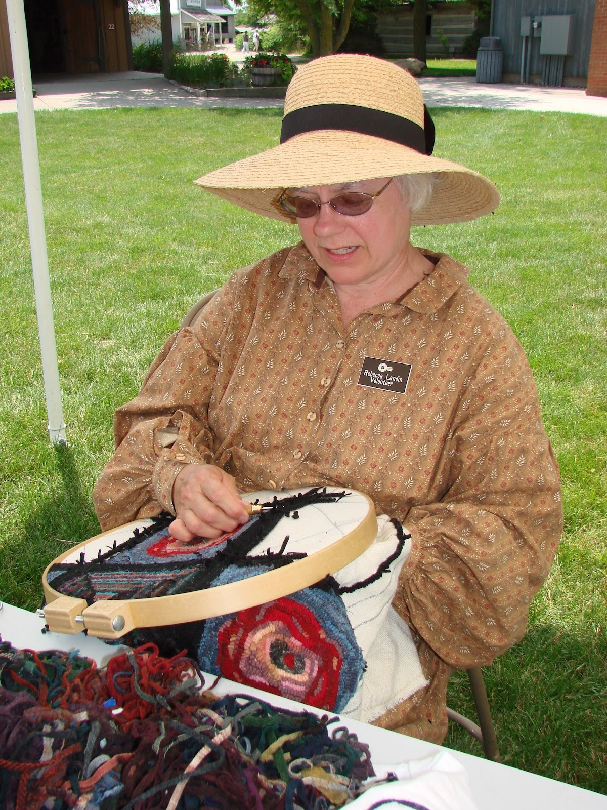 As We Welcome Rug S From Across The Country To Our Nationally Recognized Hooking Event This Week Realize There Are Still Many People Who Don T