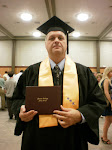 Graduation mug shot!!