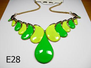 kalung aksesoris wanita e28