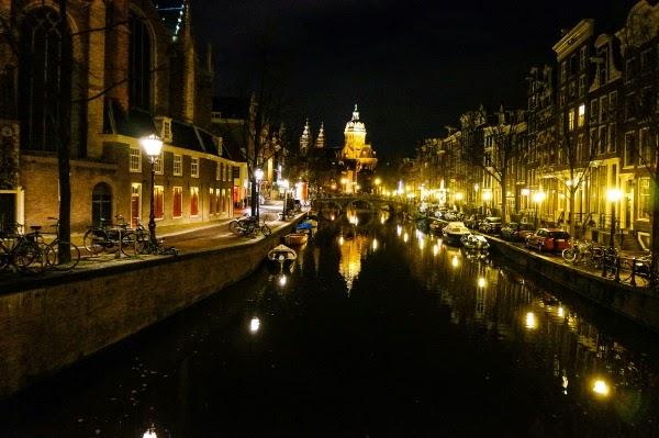Amsterdam Sylwester