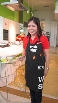 The wok star!
