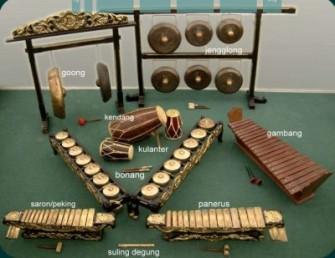 gambang kromong diambil dari nama alat musik yaitu gambang dan kromong ...