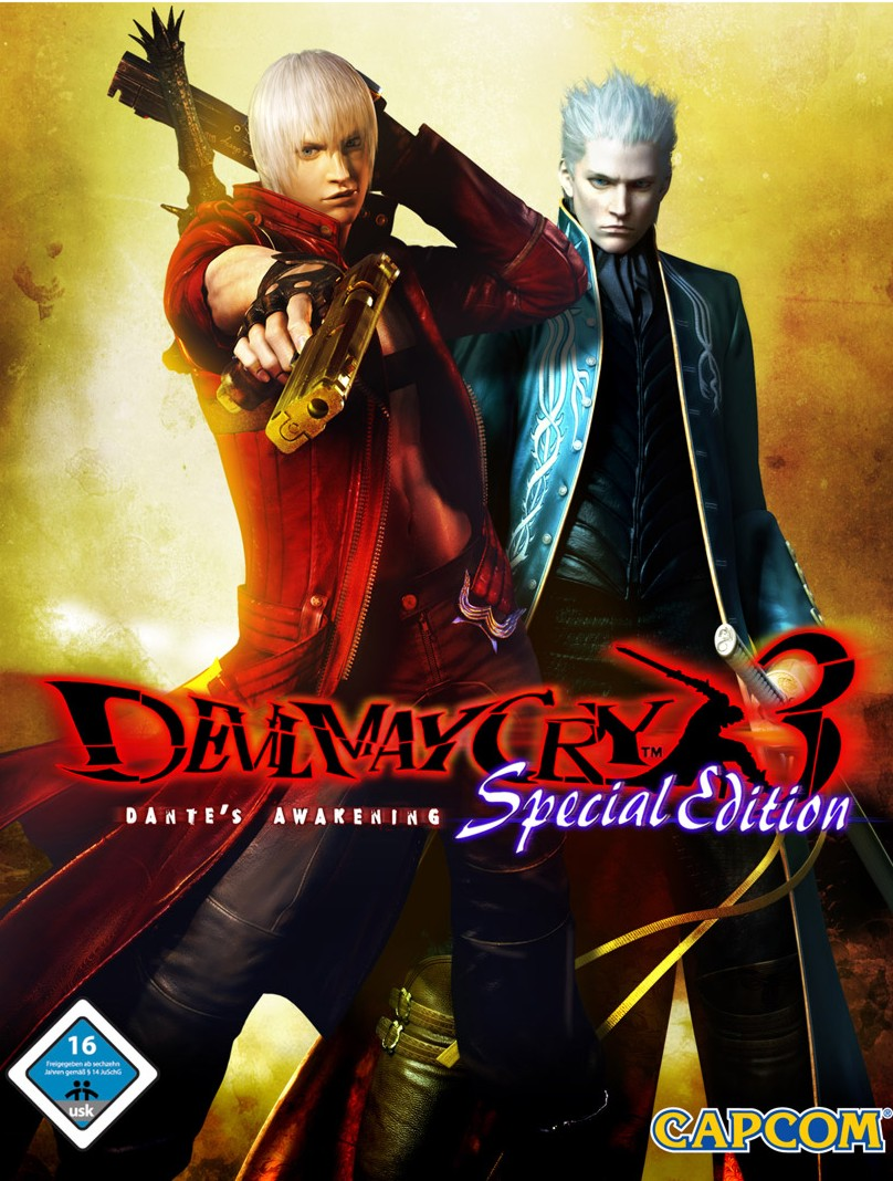 Devil May Cry 3 Para Pc