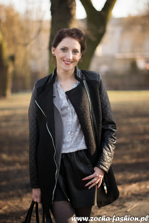 http://www.zocha-fashion.pl/2015/02/skorzane-spodenki-panterka-dugi-paszcz.html