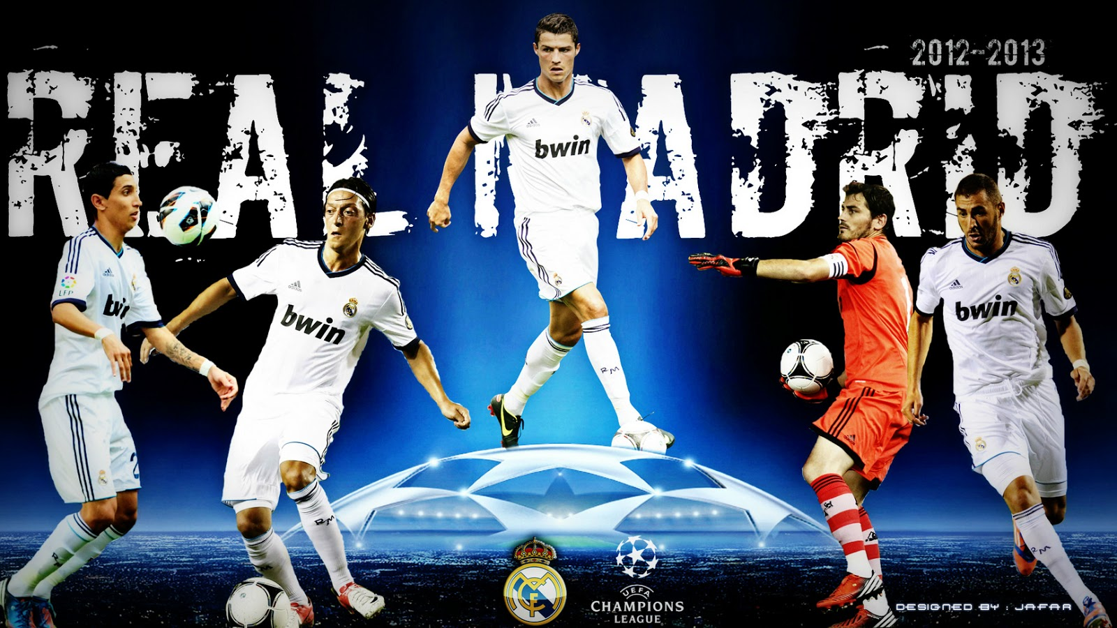 Real Madrid New HD Wallpapers