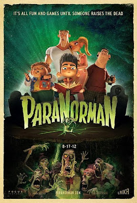 paranorman, animation